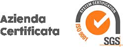 visualizza Certificato ISO 9001