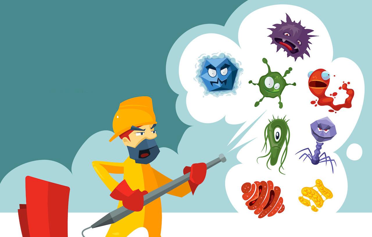 differenze tra sanificazione, igienizzazione e disinfezione