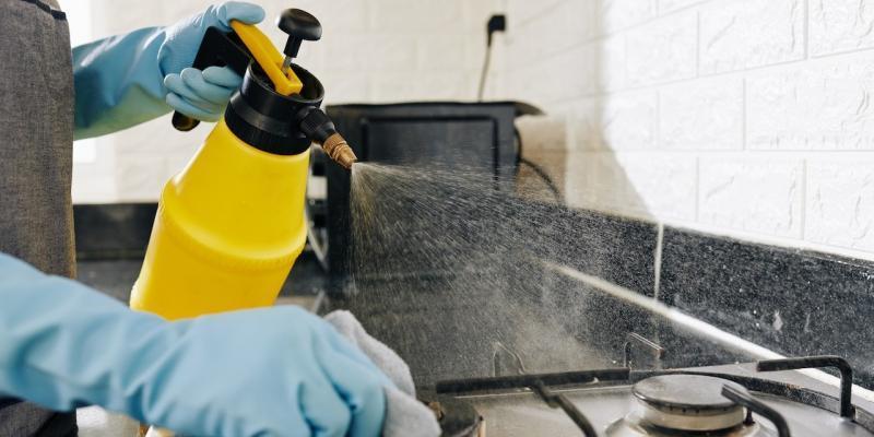 sanificazione ambientale domestica